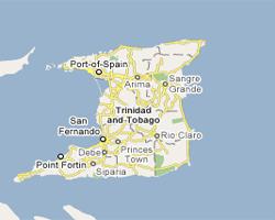 カリビアンの島々~MAP~